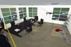 Ricostruzione della scena del crimine in 3D